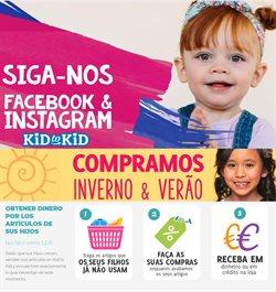 Ofertas Bebés e brinquedos no folheto Kid to Kid em Setúbal ( 23 dias mais )