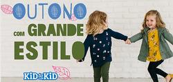 Promoção de Kid to Kid no folheto de Lisboa