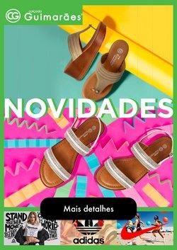 Ofertas de Calçado Guimarães no folheto Calçado Guimarães (  Publicado hoje)