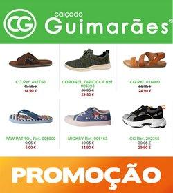 Ofertas de Calçado Guimarães no folheto Calçado Guimarães (  3 dias mais)