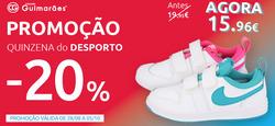Cupão Calçado Guimarães ( 13 dias mais )