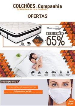 Ofertas de Colchões & Companhia no folheto Colchões & Companhia (  Publicado hoje)