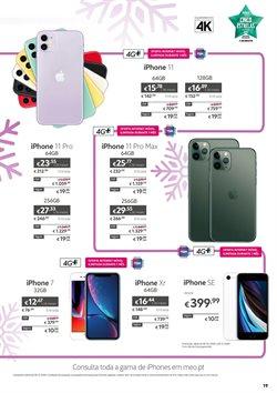 Promoções de IPhone X em MEO