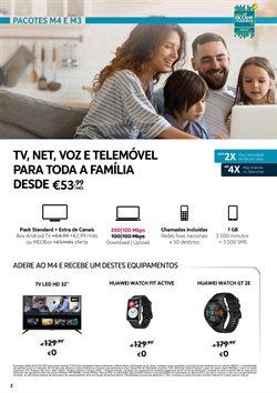 Promoções de Tv led em MEO