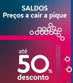 Promoção de MEO no folheto de Lisboa