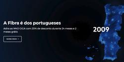 Promoção de Informática e eletrónica no folheto de MEO em Portalegre