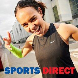Ofertas de Sports Direct no folheto Sports Direct (  Mais de um mês)