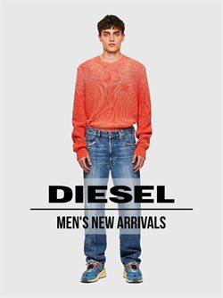 Ofertas de Diesel no folheto Diesel (  Mais de um mês)