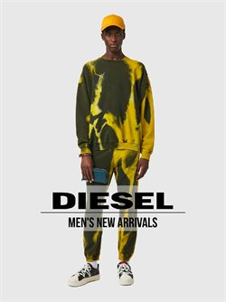 Ofertas de Diesel no folheto Diesel (  4 dias mais)