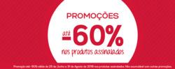 Promoção de Perfumaria Barreiros Faria no folheto de Lisboa