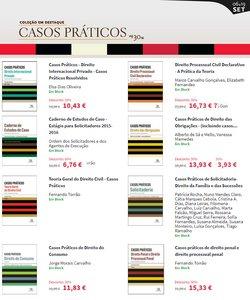 Ofertas de Livrarias, Papelaria e Hobbies no folheto Almedina (  10 dias mais)