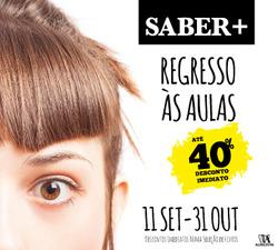 Promoção de Almedina no folheto de Lisboa