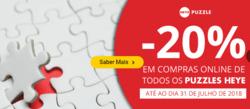 Promoção de Papagaio Sem Penas no folheto de Lisboa