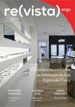 Ofertas de Óticas e centros auditivos no folheto Ergovisão (  29 dias mais)