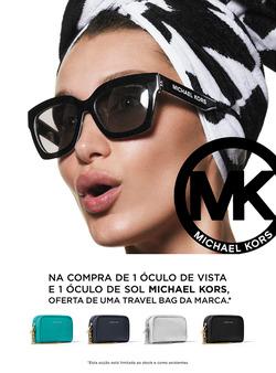 Promoção de Ergovisão no folheto de Lisboa