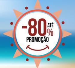 Promoção de Under Blue no folheto de Lisboa