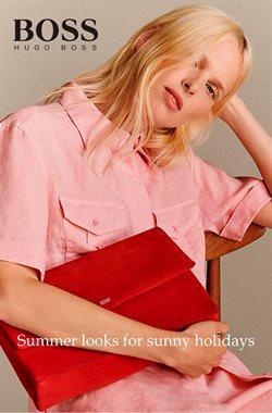 Ofertas de Marcas de luxo no folheto Hugo Boss (  25 dias mais)