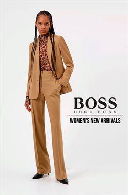 Ofertas de Marcas de luxo no folheto Hugo Boss (  4 dias mais)