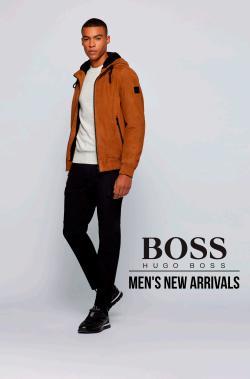 Ofertas de Marcas de luxo no folheto Hugo Boss (  Publicado hoje)