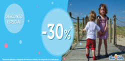 Promoção de Blue Kids no folheto de Lisboa