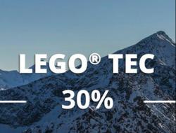 Promoção de Lego Wear no folheto de Lisboa