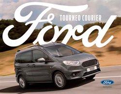 Promoção de Ford no folheto de Lisboa
