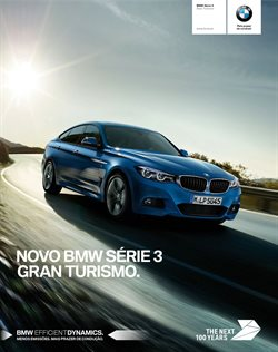 Folheto BMW ( Mais de um mês )