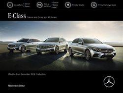 Folheto Mercedes-Benz ( Mais de um mês )