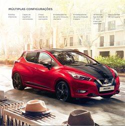 Ofertas Automóveis no folheto Nissan ( Mais de um mês )