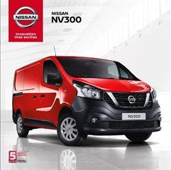 Folheto Nissan em Setúbal ( Mais de um mês )