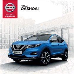 Promoção de Nissan no folheto de Lisboa