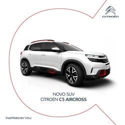 Ofertas Automóveis no folheto Citroen ( Mais de um mês )