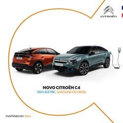 Ofertas Automóveis no folheto Citroen em Coimbra ( Mais de um mês )