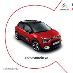 Ofertas Automóveis no folheto Citroen em Lisboa ( Mais de um mês )