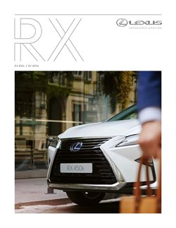 Promoções de Farol em Lexus