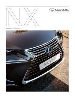 Ofertas de Lexus no folheto Lexus (  3 dias mais)