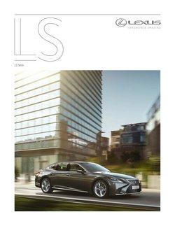 Ofertas de Lexus no folheto Lexus (  Mais de um mês)