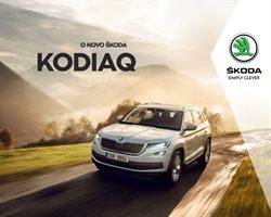 Folheto Škoda ( Mais de um mês )
