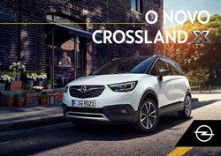 Promoção de Opel no folheto de Lisboa