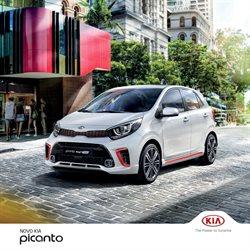 Ofertas Automóveis no folheto Kia em Lisboa ( Mais de um mês )