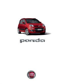 Promoção de Fiat no folheto de Lisboa