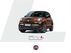 Promoção de Farol no folheto de Fiat em Lisboa