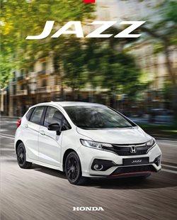 Promoção de Honda no folheto de Lisboa