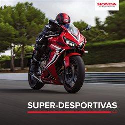 Folheto Honda ( Mais de um mês )