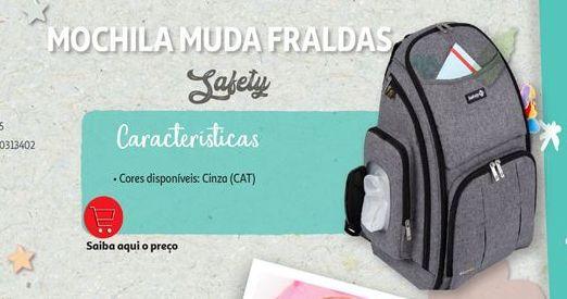 Oferta de Mochila muda frladas Safety por