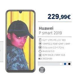 Oferta de Huawei p smart 2019 por 229.99€