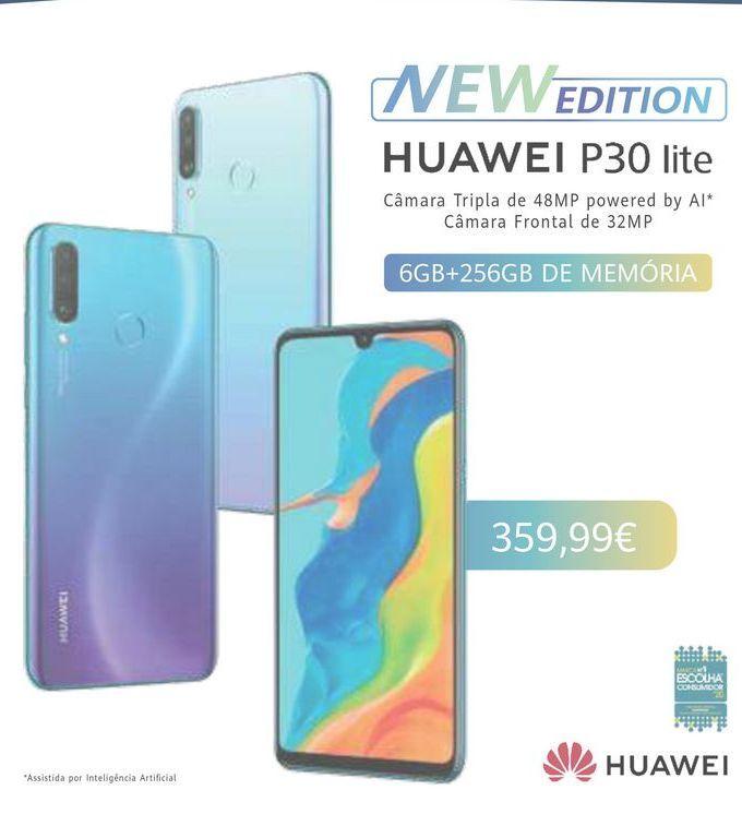 Oferta de Smartphones Huawei por 359.99€