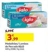 Oferta de Peixe Iglo por 3.99€