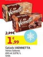Oferta de Gelados por 1.99€