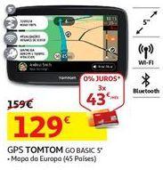 Oferta de Gps TomTom por 129€